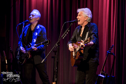 Graham Nash Reflects On Career & Country At The Grammy Museum
