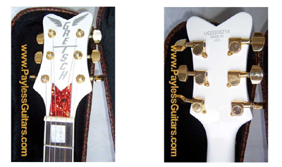 Counterfeit Guitars: Real Or Real Good Knock-Off