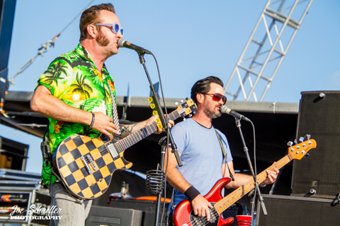 04e00f78905 Orange County-based Reel Big Fish went over well with their spunky brand of  ska punk