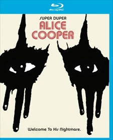 Super Duper Alice Cooper Blu Ray Disc Review