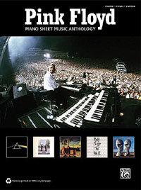 Pink Floyd Piano Sheet Music Anthology – Book Review | VintageRock com