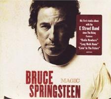 Bruce Springsteen Magic Cd Review Vintagerock Com