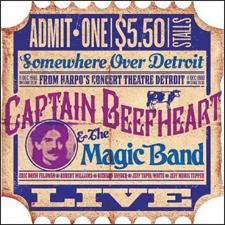 Captain Beefheart Amp The Magic Band Harpo S Detroit Dec