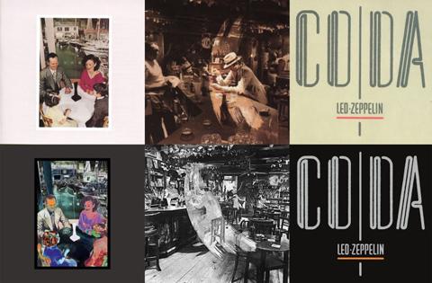 Led Zeppelin Presence In Through The Out Door Amp Coda