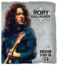 Rory Gallagher Irish Tour 74 Is Back On Blu Ray Dvd