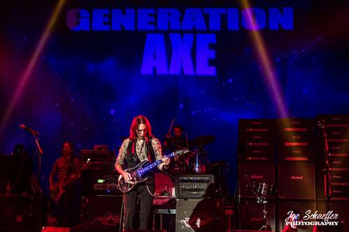 Generation Axe November 8 2018 City National Grove Of